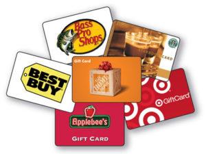 Scrip Gift Cards – Ossian United Methodist Church